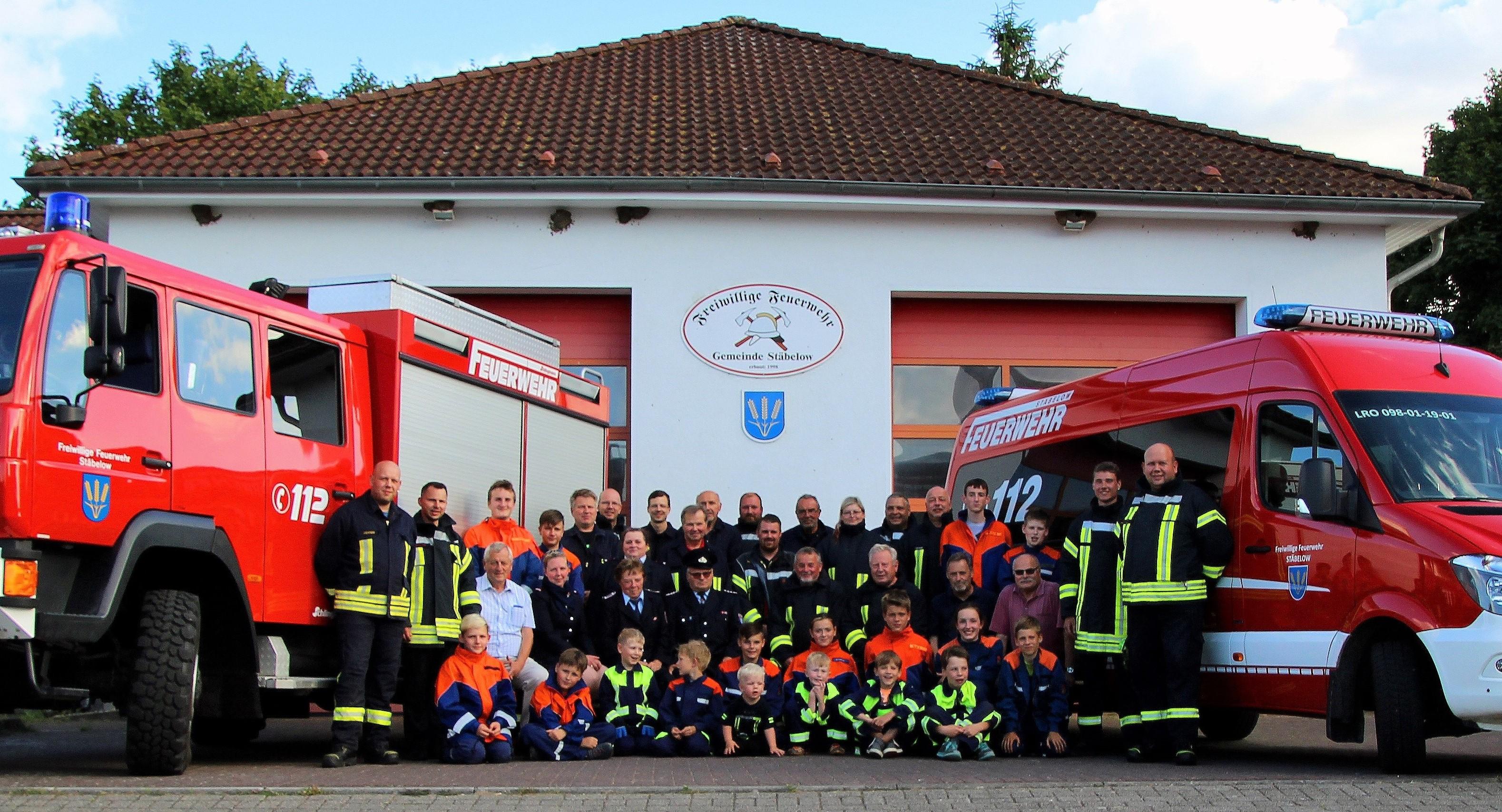 Archiv 2018 Gemeinde Stäbelow Bei Rostock